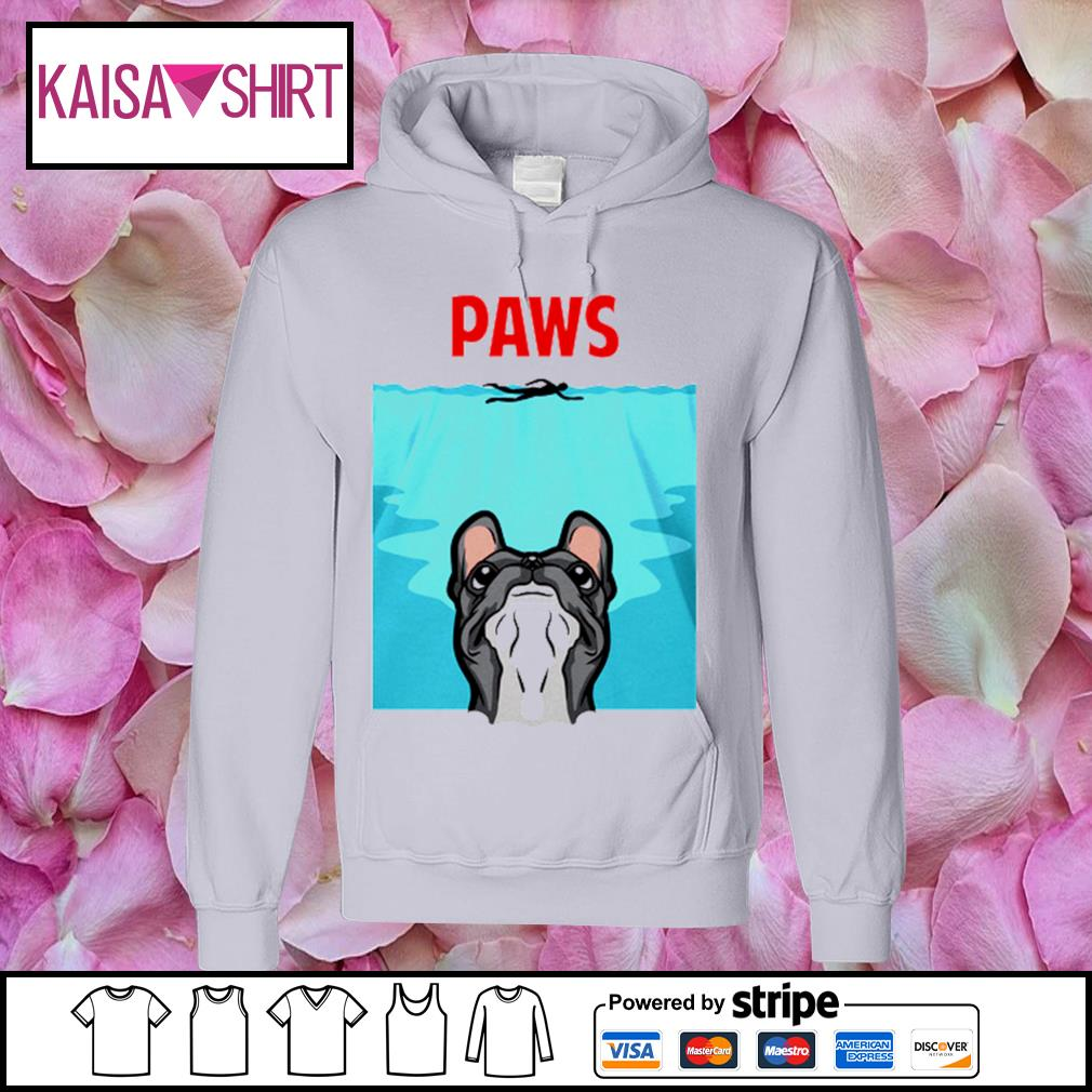 PAWS French Bulldog s hoodie