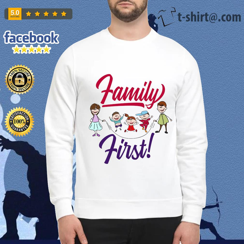 Family first s sweater