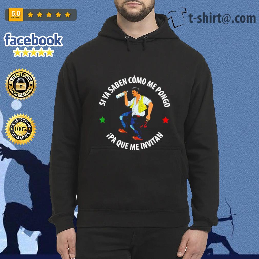 Si ya saben como me pongo ipa que me invitan drunk man s hoodie