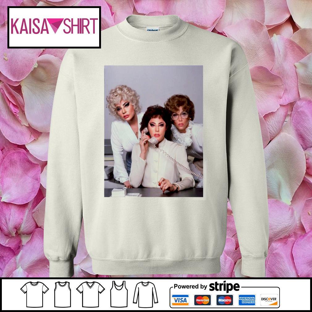 Lady gaga 9 to 5 s sweater